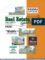 Northeast Indiana Real Estate Guide - January 2012
