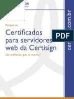Certificados Para Servidores