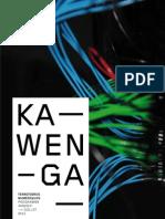 Kawenga Programme Et Poster 1er Semestre 2012