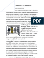 TRATAMENTO DE ODOR NO AR RESPIRÁVEL E SUAS CARACTERÍSTICAS