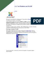 Instalar Joomla 1.7