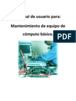 Manual de Usuario Para
