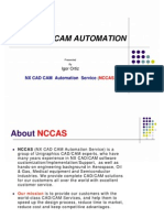NX CAD CAM Automation