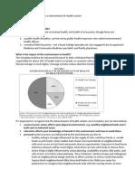 Sept 20 - Environmental Determinants Handout