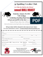 Bull Roast Winter 2012