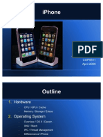 iPhone Ppt 2012