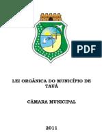 Lei Organica Do Municipio de Taua