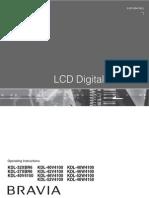 KDL40W4100