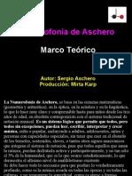 Marco Teórico Numerofonía