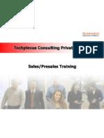 Sales Presales Training
