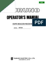 GR80 Operator's Manual H1 9-7-04
