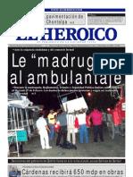 ELHEROICO Madrugan Al Ambulantaje[1]