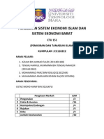 Sistem Ekonomi Islam Dan Barat
