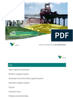 Vale Logistics Brazil