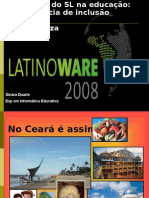 Apresentacao sinara Duarte latinoware2008