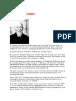Historia Del Aikido