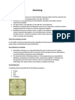 Marketing Session 1 PDF