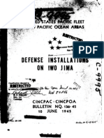34895017 Defense Installations on Iwo Jima USA 1945