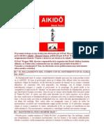 Aikido Manual Técnico - Sensei Warner Bull