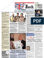 Union Jack News — January 2012