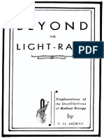 Moray Beyond the Lightrays