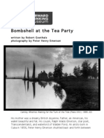 Bombshell at the Tea Party
