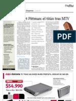 Caso 9 Robert Pittman, El titán trás MTV