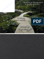 Synergy 8 Slidedeck