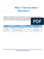 Rapid Miner Tutorial Online Ope Rad Ores