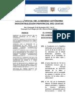 Gaceta Provincial Del Guayas n13
