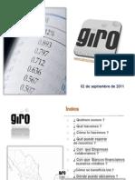 Presentacion GIRO V201108