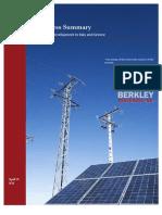 Berkley Resources - Solar PV Fund