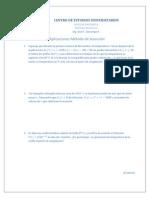 Métodos Numéricos  - Clase 3