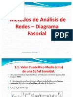 Método-AnálisisRedes-DiagramaFasorial