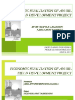 Oilfield Economics