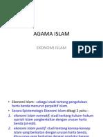 Materi Uas Agama Islam