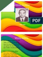 António Gedeão Powerpoint