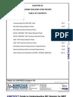 D2 - Seismic Building Code Review