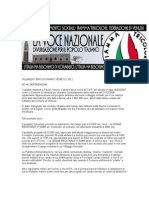 VILLAGGIO SINTI DI FAVARO VENETO - NO AL REFERENDUM
