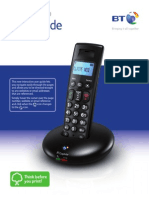 BT Graphite 2100 Userguide