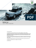 Plugin a SUV Yeti Owners Manual