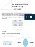 Explicacion Visual del JOIN en SQL - Jeff Atwood - 2007