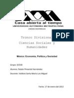 Sociedad y Cultura Mexicana