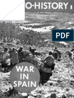 Photo History. War in Spain