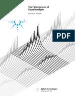 Fundamentals Signal Analysis