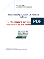 Academic Pipeline at LAMC