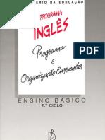 Programa Ingles 2Ciclo