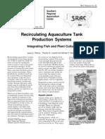 Aquaponics - Integrating Fish and Plants