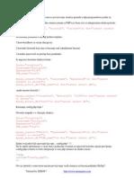 Povezivanje PHP Stranica Sa MySql Bazom !