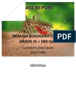 Case Demam Berdarah Dengue Grade III